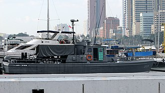Philippine Coast Guard - De Havilland 9209-class Patrol Craft