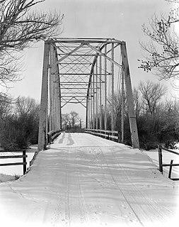 DMJ Pick Bridge United States historic place