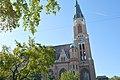 DSC 0023 Donaufelder Pfarrkirche Hl. Leopold Kinzerplatz.jpg