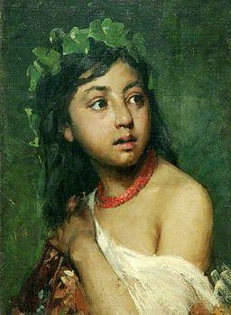 Dacre-Italian Girl