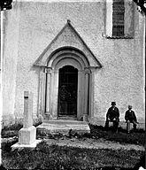 Fil:Dalhem church, 1875.jpg