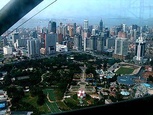 Panorama de Dalian