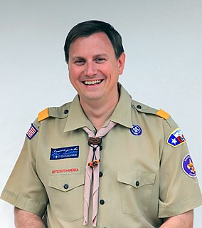 Dan Ownby World Scout Committee member