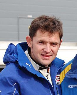 Daniel Solà Spanish rally driver