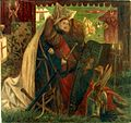 Dante Gabriel Rossetti - Chapel Before the Lists.jpg