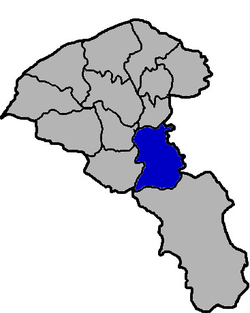 Dasi Township in Taoyuan County