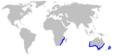 Dasyatis thetidis rangemap.png