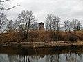 Daugavgrivas Fort tower (fortification since 1205, rebuilt many times) - ainars brūvelis - Panoramio.jpg