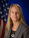 Dava Newman, official portrait