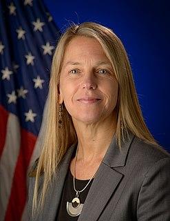 Deputy Administrator of NASA