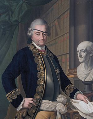 David-Louis Constant de Rebecque - Image: David Louis de Constant Rebecque (1722 1785)
