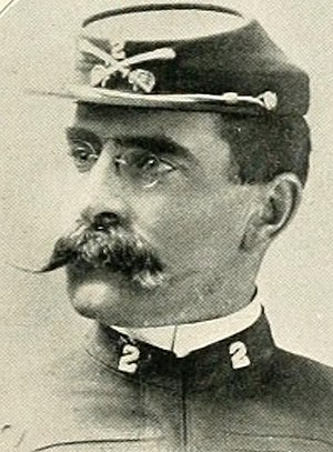 David Legge Brainard - From 1902's A Military Album, Containing Over One Thousand Portraits of Commissioned Officers Who Served in the Spanish-American War.