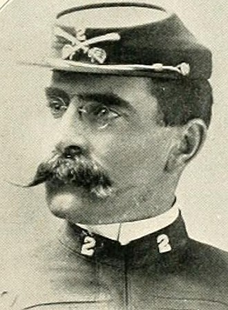 David Legge Brainard - From 1902's A Military Album, Containing Over One Thousand Portraits of Commissioned Officers Who Served in the Spanish–American War.