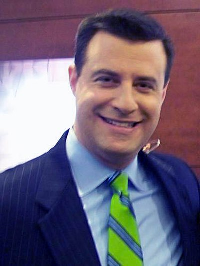 David Shuster, American television journalist