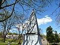 Dawny pomnik Armii Radzieckiej. - panoramio.jpg