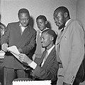 De Congolese leider Patrice Loemoemba in Brussel, Bestanddeelnr 910-9734.jpg
