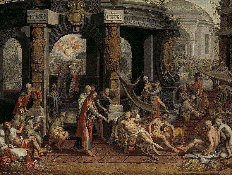 File:De genezing van de lamme van Bethesda. Rijksmuseum SK-A-4892.jpeg