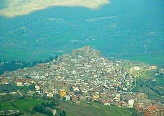 Deliceto - View of Deliceto