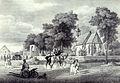 Der Nicolaifriedhof 1826 Lithographie von Rudolf Wiegmann.jpg