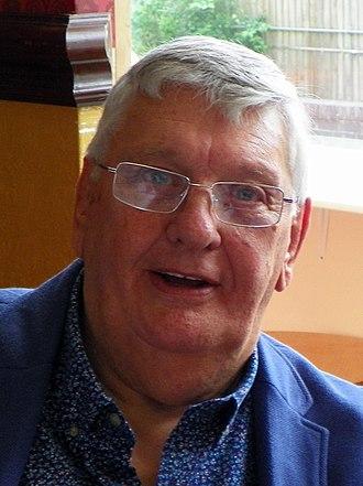 Derek Martin - Martin in 2016