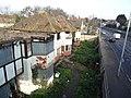 Derelict houses, North Circular Road, Brent Cross - geograph.org.uk - 2179874.jpg