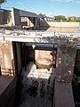 Derivación para riego del Puente Dique Punto Unido.jpg