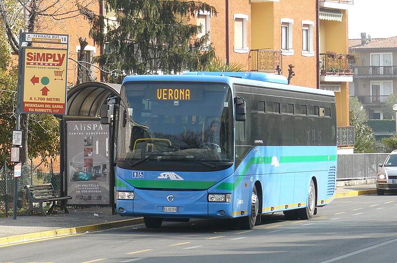 Transporte público em Verona