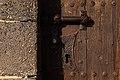 Detalle de la puerta del Castillo de San Gabriel.jpg