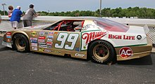 Dick Trickle Race Car Driver The White Nite