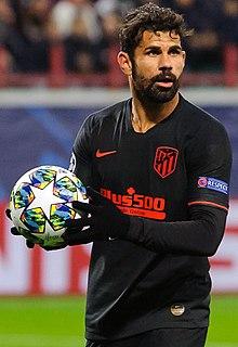 Diego Costa Spanish footballer