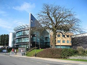 M4 corridor - The Digital Technium at Swansea University