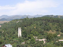 Dilijan monument forests.jpg