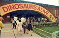 Dinosaurs Alive Exhibition - Science City - Calcutta 1995-June-July 169.JPG