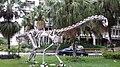 Dinossauro nos Jardins da UERJ - Dinossaur in the Gardens of UERJ.jpg