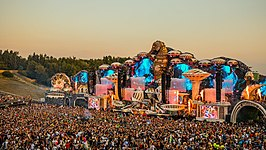 Tomorrowland in 2018