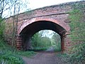 Disused railway Leapgate - geograph.org.uk - 408242.jpg