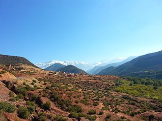 High Atlas - High Atlas