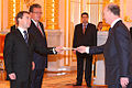 Dmitry Medvedev with Smail Chergui.jpg