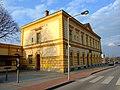 Dobřichovice, nádraží.JPG