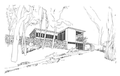 Dobell House Sketch.png