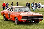 Dodge Charger - Shuttleworth Classic Car Show 2017 (33432869540).jpg