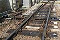 Dojo-Minamiguchi Station Derailment-switch zoom.jpg