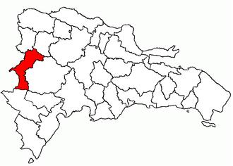 Elías Piña Province - Image: Dom Rep Elías Piña