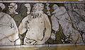 Domenico beccafumi, Marcia del popolo ebraico verso la terra promessa, 1545 circa, 11.JPG