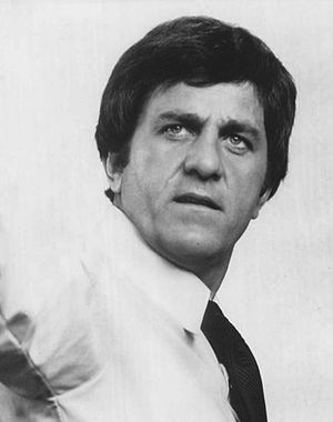 Don Meredith - Meredith as Bert Jameson on Police Story, 1976.