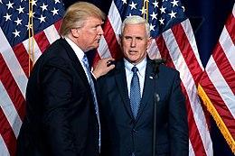 4dba4c5bd714 Ο Τραμπ ως Πρόεδρος των ΗΠΑ (2017-) Επεξεργασία