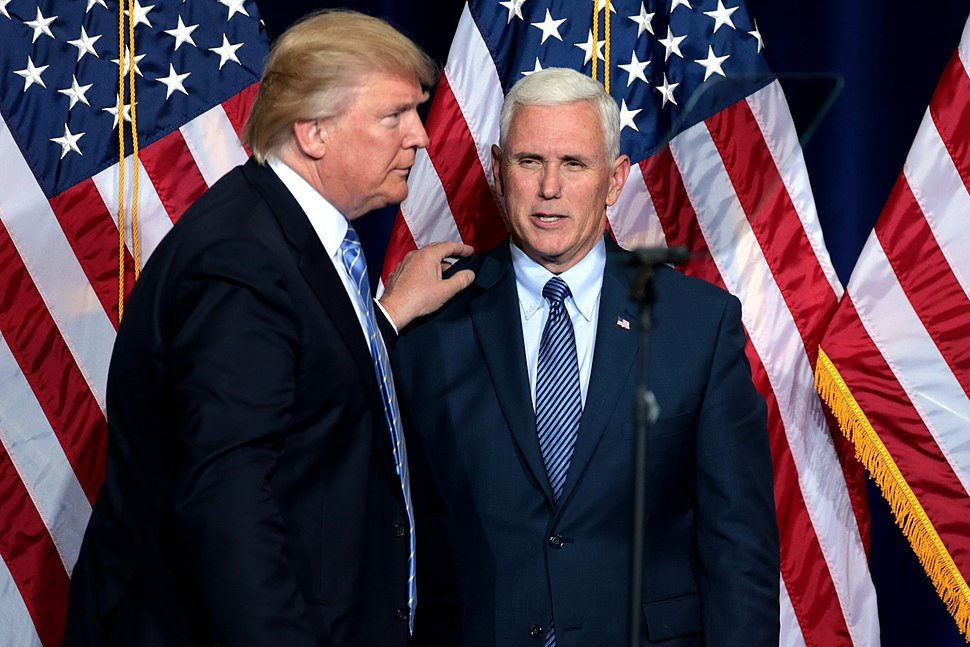 Donald Trump & Mike Pence (29302369541)