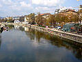 Donaukanal from Salzbrucke 25mar14 (13465852233).jpg