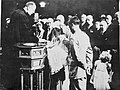 Doop van prinses Margriet in de St. Andrews Presbyterian Church te Ottawa, tijde, Bestanddeelnr 934-8409.jpg