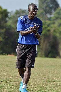 Dramani Mas-Ud Didi Ghanian footballer and manager